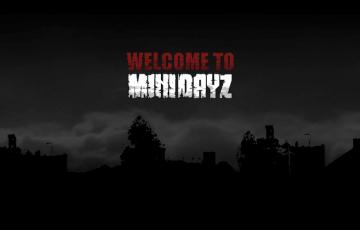 Mini DAYZのレビューと序盤攻略|超シビアなゾンビサバイバルゲーム
